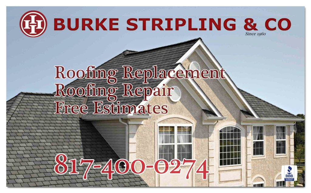 Roofing Burke Stripling Company